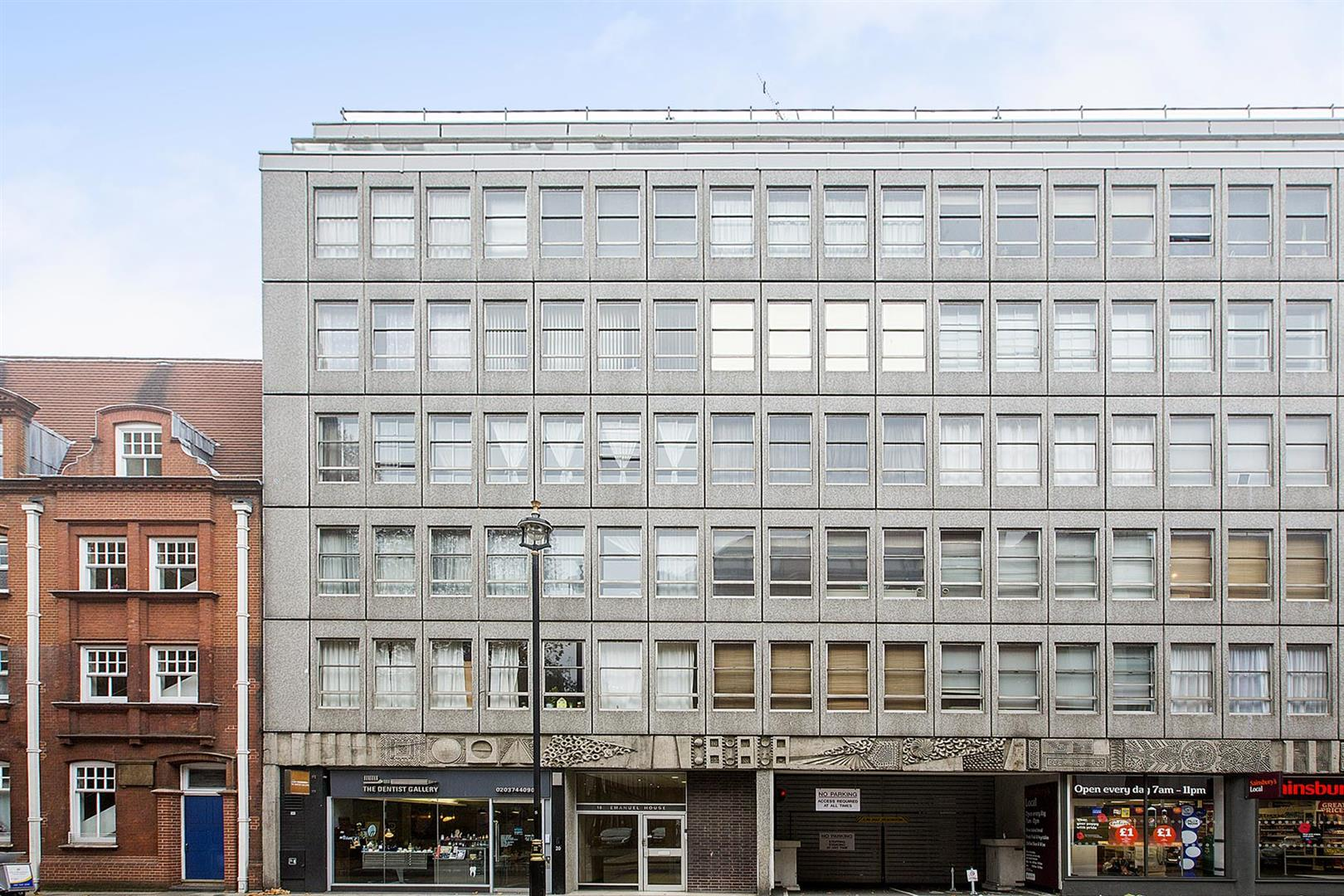 Flat for sale in Emanuel House, 18 Rochester Row, Westminster London, SW1P